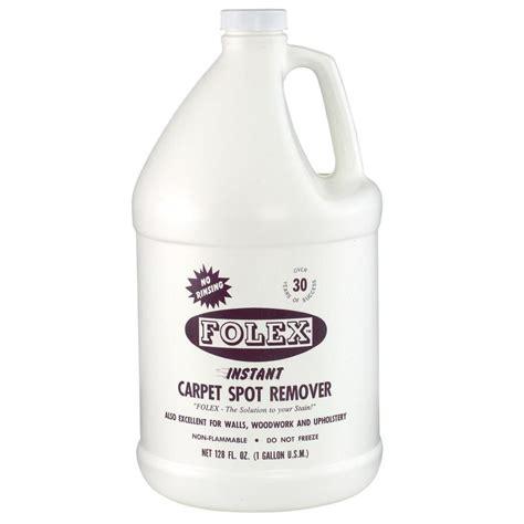 shop folex 128 oz carpet cleaning solution at lowes