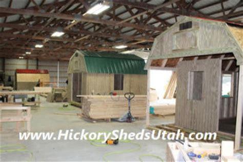 old hickory sheds factory utah