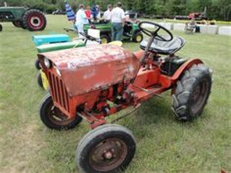 Economy Power King Original Condition Tractors