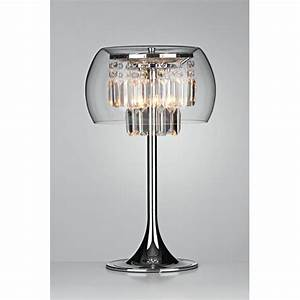 Clear Glass Table Lamp Base Lamps Ideas