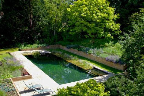 Garden Pool : How To Match Your Pool Design With Your Garden Decor