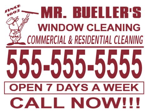 sign layout cleanerscleaners designscleaners yard sign