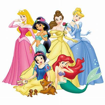 Disney Princesses Transparent Princess Characters Clipart Princes