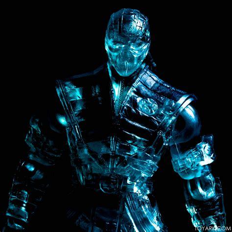 Mortal Kombat X Ice Clone Sub Zero Photo Shoot The