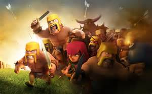 Clash of Clans Cool Wallpapers