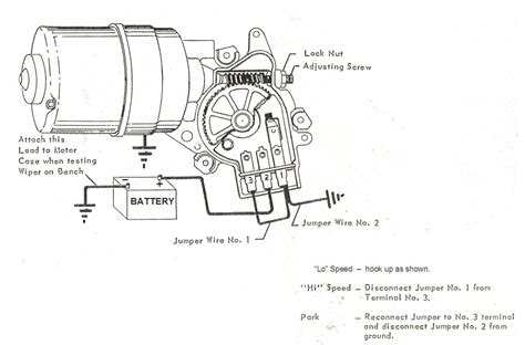 Corvette Wiper Switch Wiring Diagram