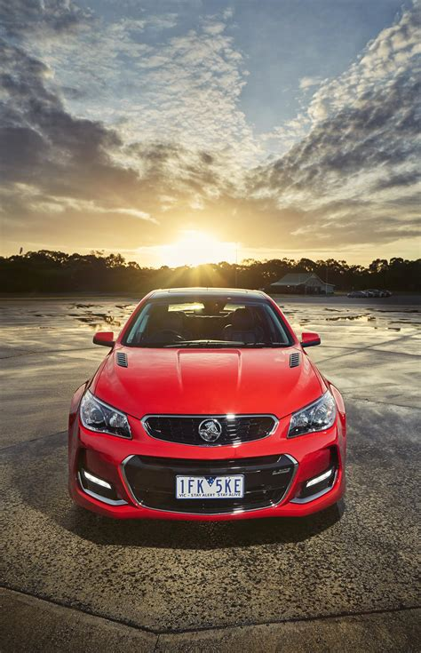 Holden Commodore Vfii The Final Aussie Made Series Image