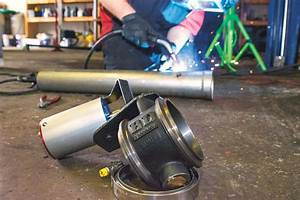 How To Install A Bd Diesel Exhaust Brake Photo  U0026 Image Gallery