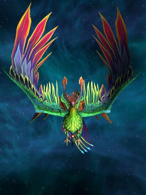 Phoenix Bird wallpaper 📱 | Wallery