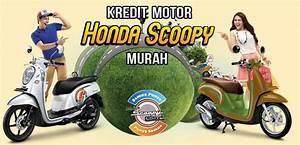 Kredit Motor Honda Scoopy Murah