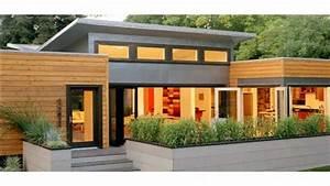 Modern Design Modular Homes Michelle Kaufmann Sunset New ...