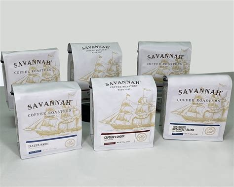 Grab the latest working savannah coffee roasters coupons, discount codes and promos. Savannah Coffee Roasters Select Coffees - Salt Table