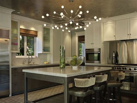 kitchen island chandeliers toth construction contemporary kitchen design with