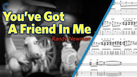 cello youve   friend   randy newman toy