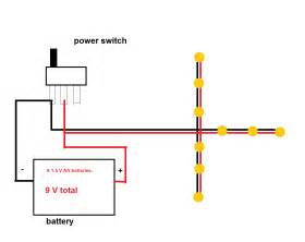 Batteries Burning When Circuit Turned Off