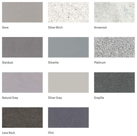 Corian Countertops Colors by Dupont Corian Grays Kitchen The