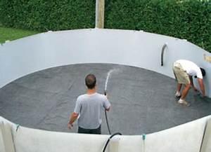 Tapis Sous Piscine : toile soleil tapis g otextile ~ Melissatoandfro.com Idées de Décoration