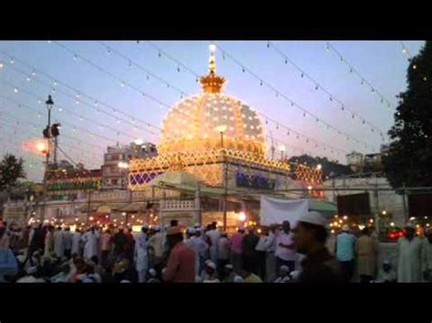 ajmer sharif qawwali  saeed jaipuri part  youtube
