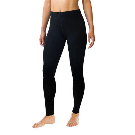 womens merino wool base layer leggings  shipping