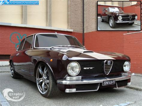 Alfa Romeo Gt Junior by Alfa Romeo Alfa Gt Junior By Ultras87 Virtualtuning