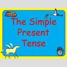 Esl  English Powerpoints The Simple Present Tense (rulesexercises