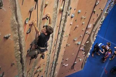 Climbing Camp Rock Benefits Four Know Children