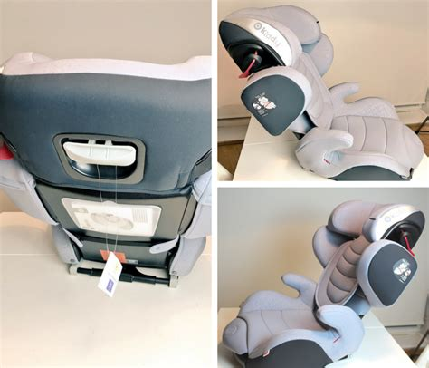 kiddy cruiserfix 3 test kiddy cruiserfix 3 car seat review a moment with franca