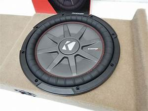 2004 To 2008 Ford F150 Supercrew Kicker 12 Subwoofer