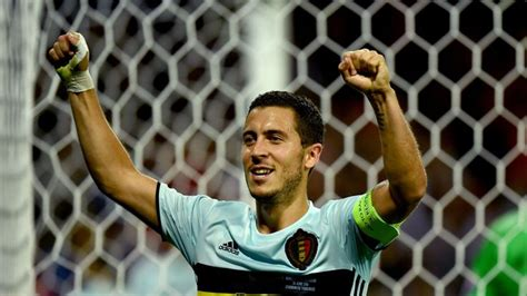 Eden Hazard at Euro 2016: WhoScored.com stats tell the ...