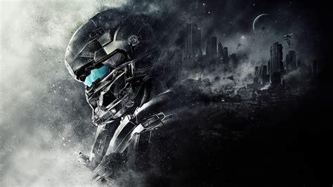 Spartan Locke Halo 5 Guardians Wallpapers