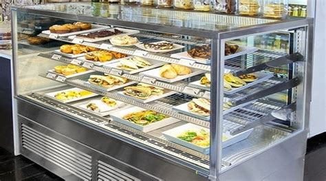 Global Commercial Food Display Cabinets Market 2020 ...