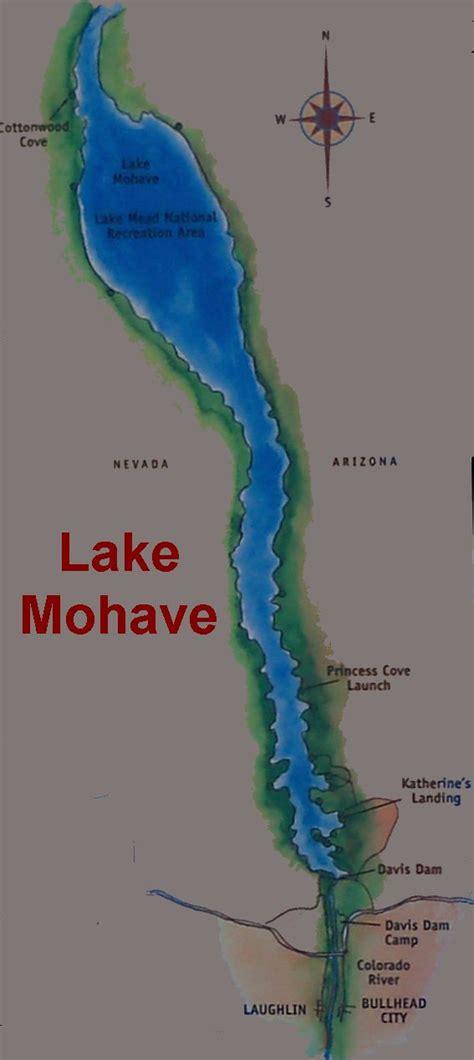 Davis Dam on Lake Mohave at Bullhead City