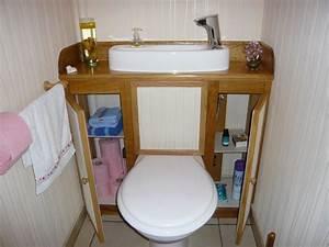 Lave Main Meuble Wc : wici concept meuble wc lave mains lavabo galerie photos ~ Premium-room.com Idées de Décoration