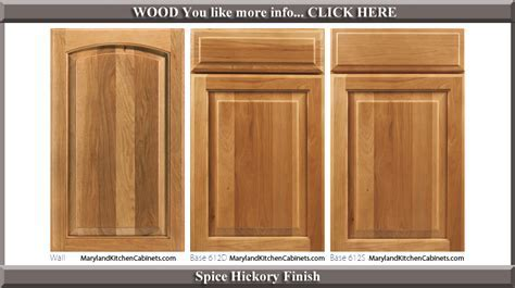 613 ? Hickory ? Cabinet Door Styles and Finishes