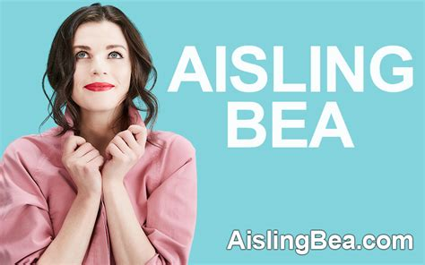 AISLING BEA - Actor, Writer, Stand-Up, MC. People have ...