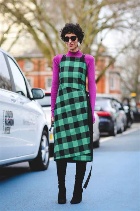 Best Street Style London Fashion Week Aw 17