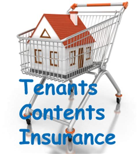 pays contents insurance  rented property car