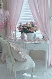 Chambre Shabby Chic : les 25 meilleures id es concernant chambres shabby chic ~ Preciouscoupons.com Idées de Décoration