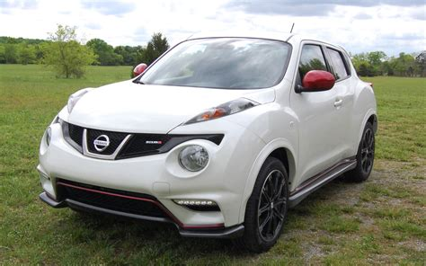 white nissan 2013 nissan juke nismo front three quarter white photo 5
