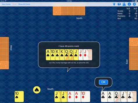 Deck Pinochle App by Pinochle Plus Apppicker
