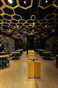 As Design Create Playful Honeycomb Restaurant Rice Home