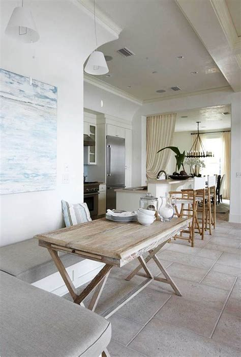 cottage kitchen decor beachfront showhouse with a beautiful calm palette 2645