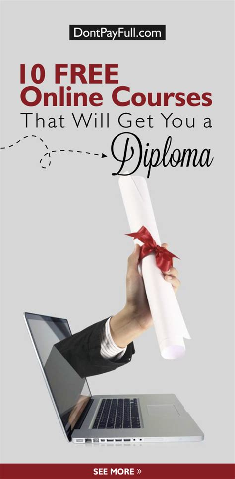 diploma courses free 10 free courses that will get you a diploma quot a