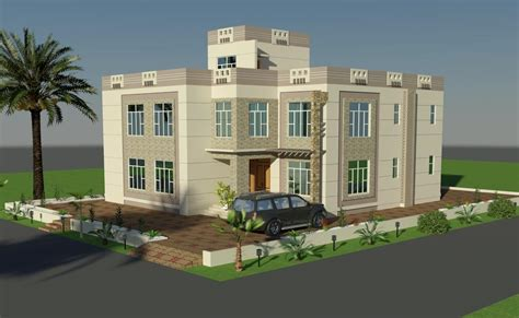 Home Design Ideas Elevation by 3d Front Elevation Design By Faisal Hassan