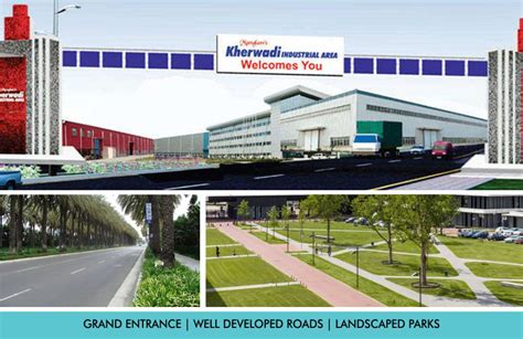 kherwadi industrial park manglam group real estate