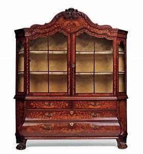 meuble vitrine bois homeandgarden With meuble vitrine