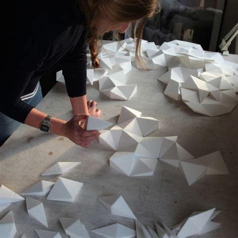 deckengestaltung selber machen deckengestaltung zum selbermachen das rhombus system aus styropor projektionsk 246 rper
