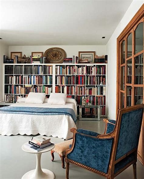 Used Headboard by 17 Bookshelves That As Headboards