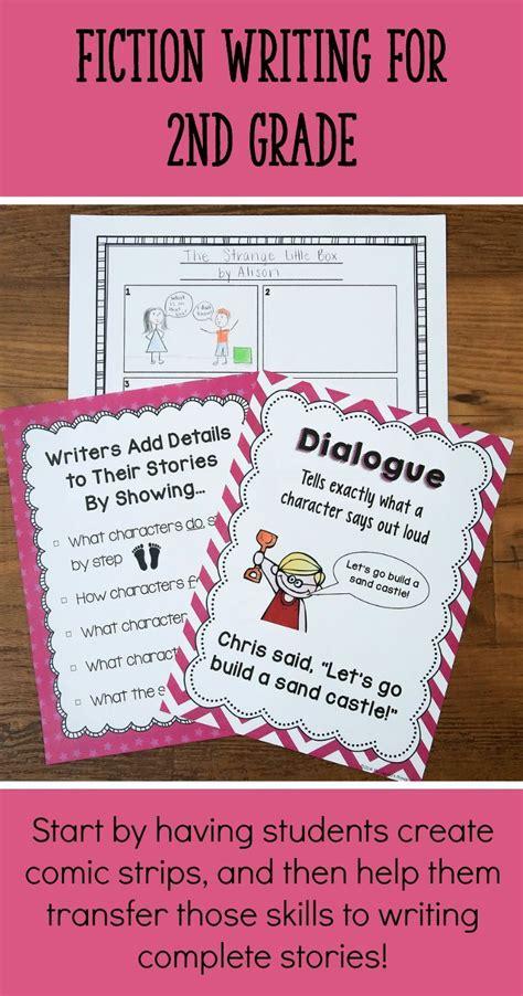 narrative writing lessons   grade  grade