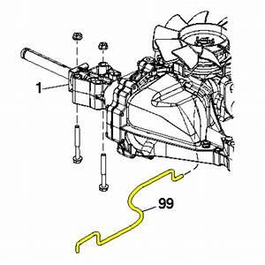 Husqvarna Rod Assembly Bypass Spring T2 Fs 532408418
